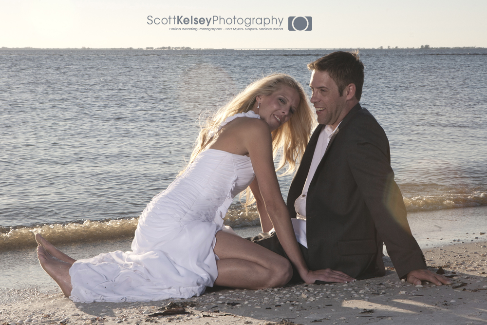 Sanibel Island Trash The Dress