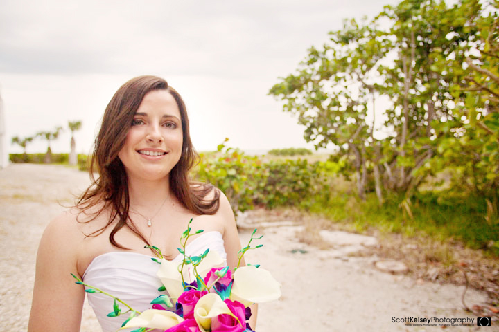 Sanibel Island Florida Destination Wedding Photographer Love This Old Cottage Back Drop For The Brides Walk Down To Beach Meet Up With Her