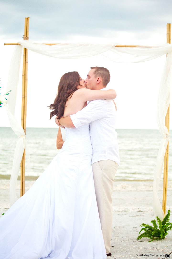 Sanibel Destination Wedding Photographer
