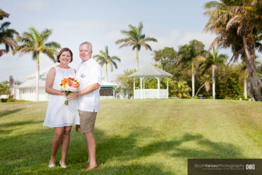 Wedding at Tarpon Lodge in Pine Island