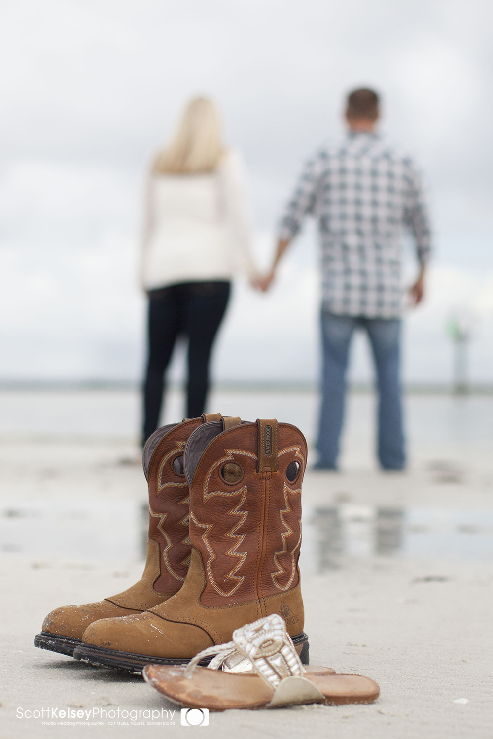 Fort Myers Beach Engagement